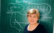 «Математика легко і просто» вчителька з Волині підкорила «TikTok». ВІДЕО
