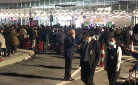 Спецоперація в аеропорту Франкфурта поліція шукала бомбу