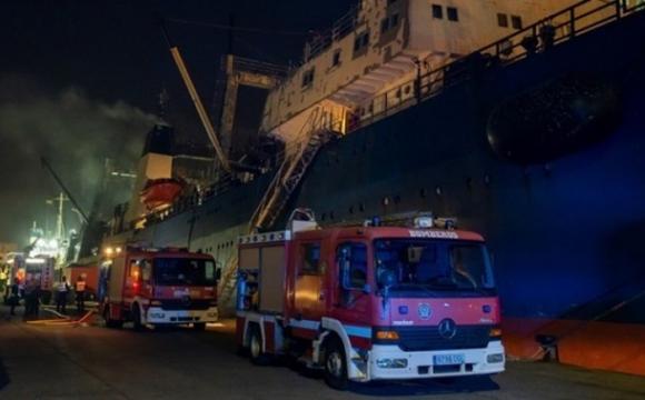 Троє українців загинули у пожежі на риболовецькому судні на Канарах - ЗМІ