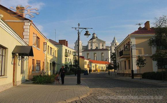 У Луцьку в Старому місті сьогодні буде перекрито рух