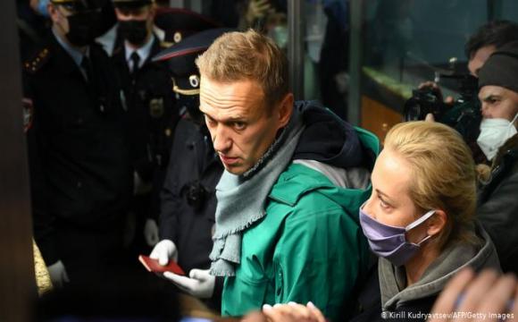 Євродепутати закликали ЄС розширити санкції проти РФ через арешт Навального