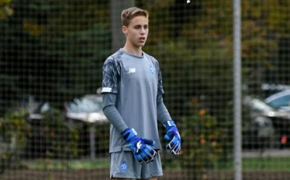 Син Суркіса відбив два пенальті у матчі «Динамо». ВІДЕО