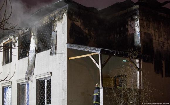Пожежа у Харкові: чотирьом затриманим оголосили підозру