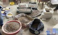 Волинянин створив підпільний цех та експортував бурштин у Емірати. ФОТО