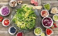 Назвали щоденну норму споживання овочів і фруктів