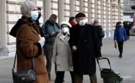 В Україні за добу 13,7 тисяч хворих на COVID-19