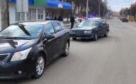 У Луцьку п'яний водій «Вольво» скоїв ДТП
