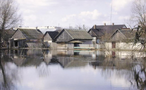 Назвали п'ять сіл на Волині, де вже завтра може затопити будинки