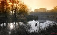 У парку 900-річчя Луцька моторошно гуляти