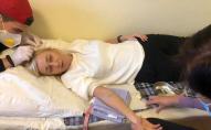 Депутатка у Верховній Раді отримала травму голови. ФОТО