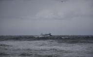 У Чорному морі потонув російський корабель