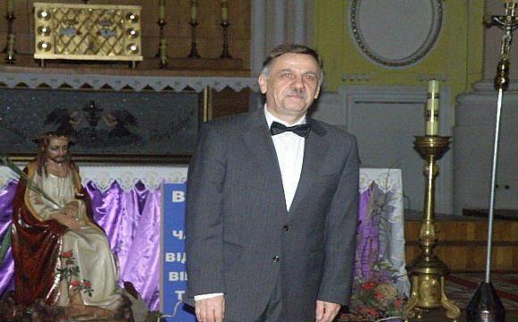 У Луцьку виступав відомий органіст Петро Сухоцький. ФОТО