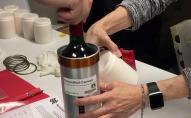 Смак вина, яке побувало в космосі, вразив дегустаторів на Землі