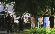 Повідомили деталі нічної стрілянини біля управління поліції у Луцьку