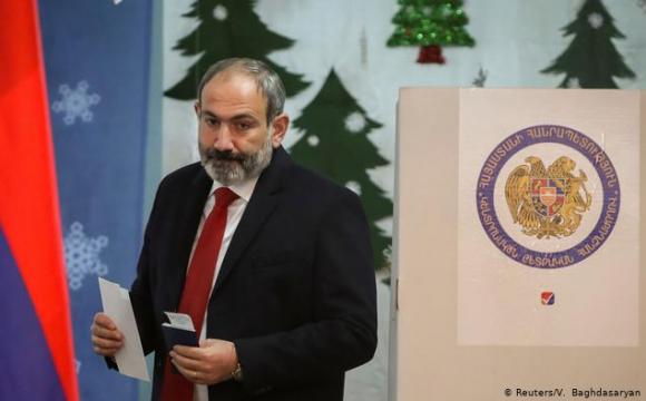 У Вірменії спроба військового перевороту?