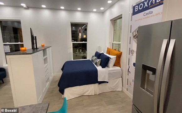 Продав усі особняки: Ілон Маск живе у будиночку на 35 квадратних метрів. ФОТО