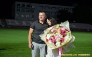 Особливий день: лучанин зробив романтичну та незабутню пропозицію коханій на стадіоні. ВІДЕО