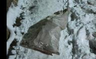 Муніципали впіймали чоловіка, який викинув мішок сміття під паркан сусідам. ФОТО