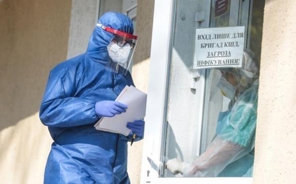 В Україні майже 2400 нових випадків коронавірусу