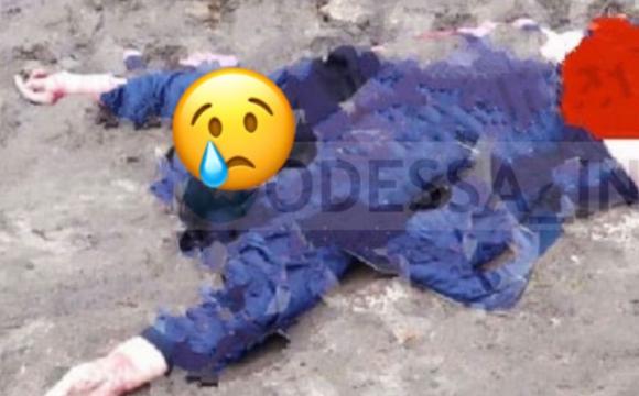В Одесі жорстоко зарізали таксистку й спалили її авто.  ФОТО 18+