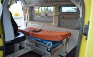 На Волині громаді вручили автомобіль швидкої допомоги. ФОТО