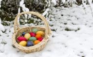 Українцям напрогнозували сніжний березень і «температурні гойдалки» до Великодня