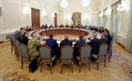 Україна запроваджує санкції щодо десятьох осіб за державну зраду