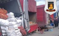 У Луцьку припинять торгівлю з автомобілів біля «Завокзального»