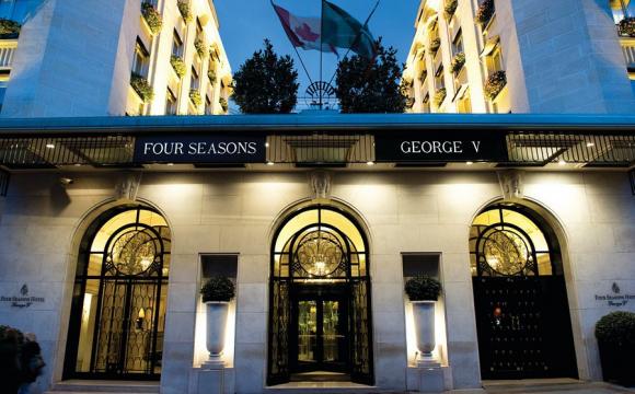 У Парижі пограбували George V: «найкращий готель у світі»