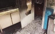 4-річний хлопчик підпалив будинок