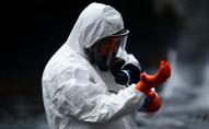 Україна перебуває на плато захворюваності