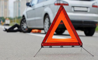 Поліцейський, який у Луцьку збив жінку, був п'яний