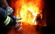 У Ківерцях вночі вибухнула сторожова будка. ФОТО