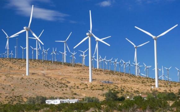 Збудують найбільшу в світі вітряну електростанцію за $43 млрд