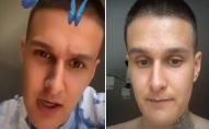22-річний блогер назвав Україну «ї*аною», але злякався і забрав слова назад. ВІДЕО