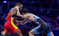 Українці вибороли бронзу на кубку світу