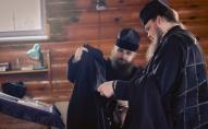У  Жидичинському Свято-Миколаївському монастирі відбувся чернечий постриг. ФОТО