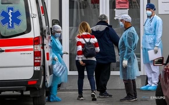 В Україні за добу понад 11 тисяч COVID-хворих
