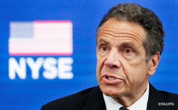 Губернатора Нью-Йорка звинуватили в сексуальних домаганнях
