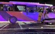 Зіткнулися автобус з шахтарями та мікроавтобус: загинули 16 людей