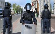Мінська міліція повідомляє про затримання на акціях протесту близько 250 осіб