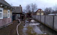 Волинь топить: рятувальники працюють не покладаючи рук
