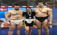 У Луцьку проходять всеукраїнські змагання сумо