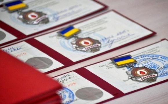 Указ президента: троє волинян отримали звання «заслужених донорів України»