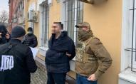 Військовий прокурор брав хабар за непритягнення до відповідальності. ФОТО