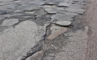 Мешканці Зміїнця просять відремонтувати дорогу, що веде до школи. ФОТО