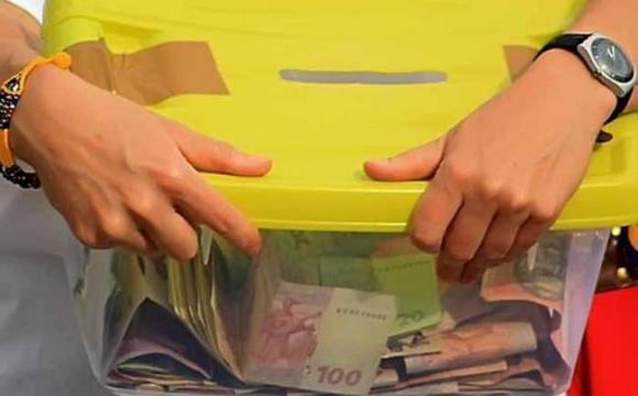 У Володимирі-Волинському піймали викрадача скриньки з пожертвами