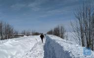 На Волині 41-річна жінка замерзла посеред дороги