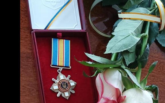 Захиснику з Волині посмертно присвоїли почесну відзнаку