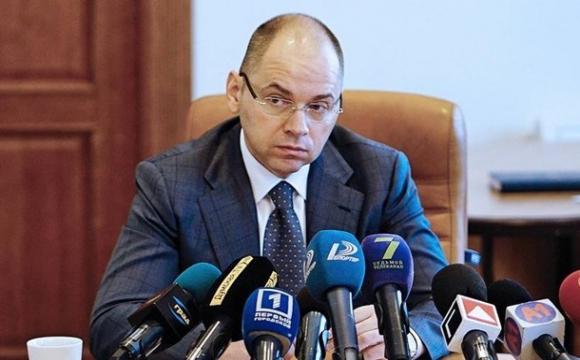 Степанов знайшов винних у зриві вакцинації